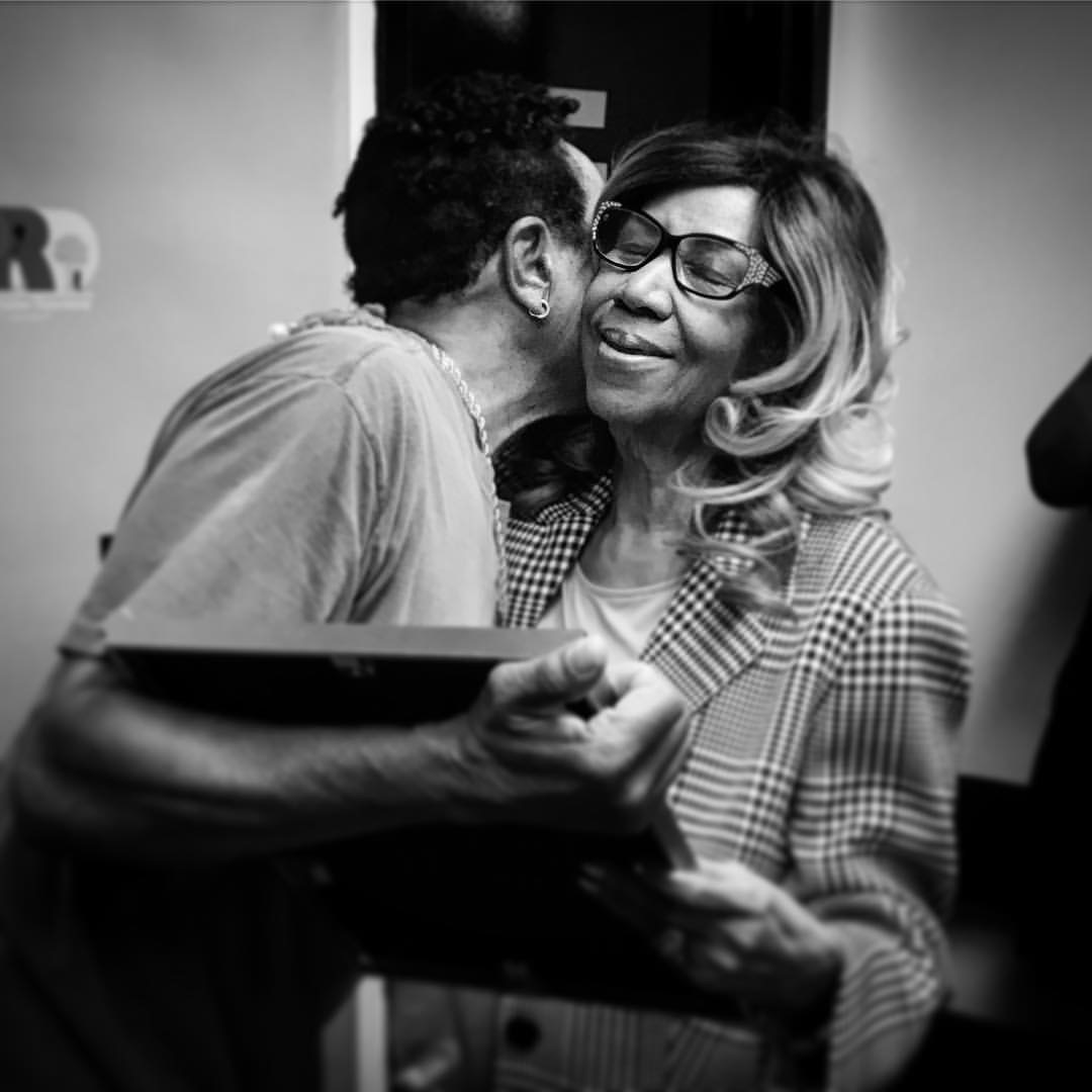 Aretha Frankin & Smokey Robinson